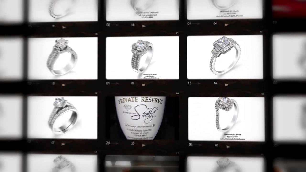 Diamond Engagement Rings, Wedding Rings, Fine Jewelry and Mens Wedding Bands Chicago Illinois - YouTube