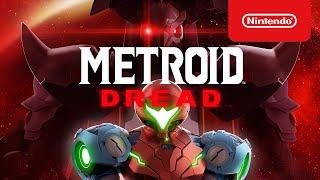 Metroid Dread second trailer