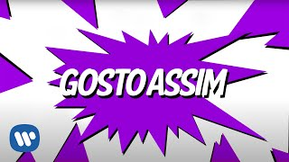 Gosto Assim (Lyric Video Oficial) - Anitta Pt. Dubeat