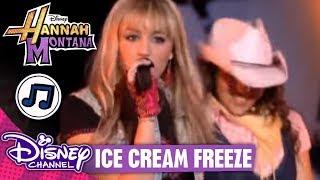 Hannah Montana - Ice Cream Freeze - Musikvideo