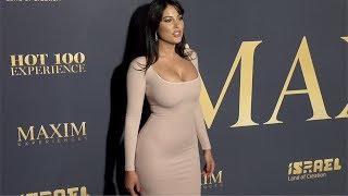 Estrella Nouri 2018 Maxim Hot 100 Experience
