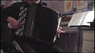 Kass' Theme (Full) - Zelda: Breath of the Wild Accordion Cover