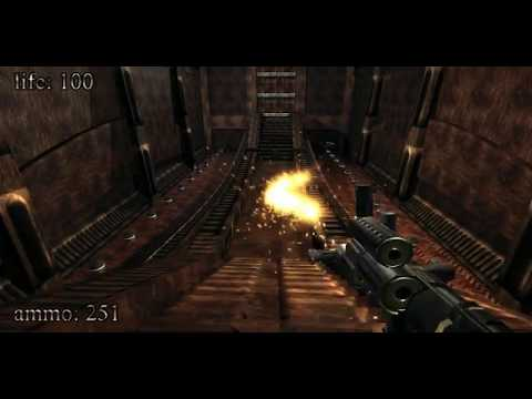 .kkrieger: Chapter 1 (.theprodukkt) (Windows) [2004] [PC Longplay]