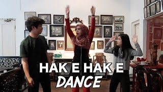 Ria Ricis, Niana Guerrero & Ranz Kyle - HAK E HAK E dance
