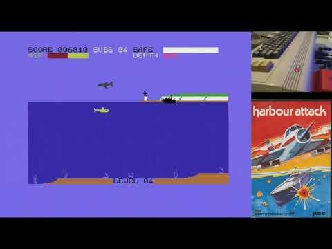 Harbour Attack C64 Juegos Epicos