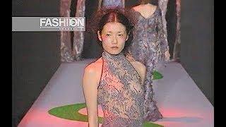 DAVID FIELDEN Fall 1999 2000 Milan - Fashion Channel