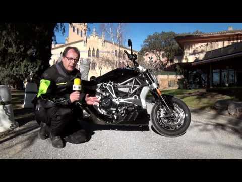Motosx1000 : Test Ducati X Diavel S