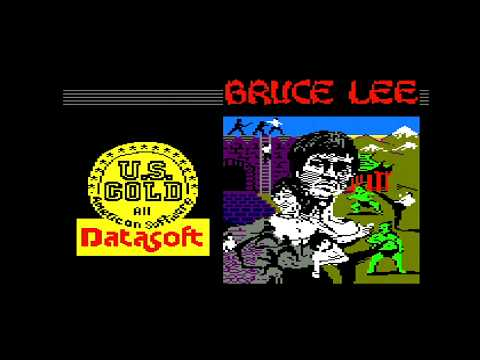 Bruce Lee - Amstrad CPC Longplay