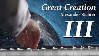 Great Creation (Universe) Scene 3. Eternal op. 16 Composer Alexander Richter - MusicBlog