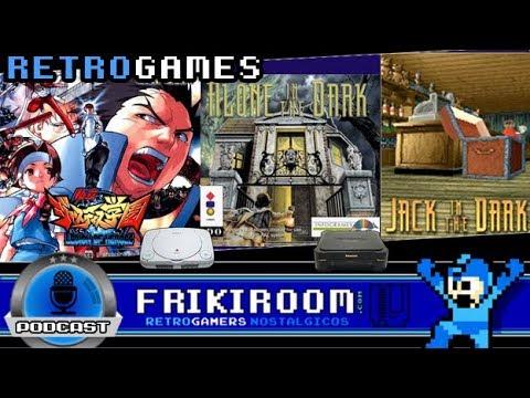 Retro Juegos -  | Shiritsu Justice Gakuen (PSX) | Jack in the Dark (3DO)