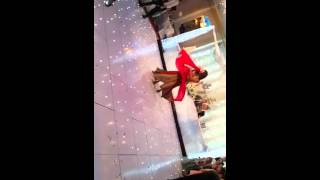 Zara Dance at turkish wedding - belly dancer