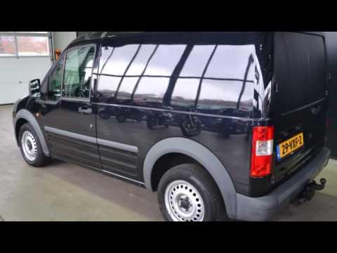 Ford Transit Connect T200S 1.8 TDCI BTW Airco Twee achterdeuren Nieuwe APK Inruil mogelijk