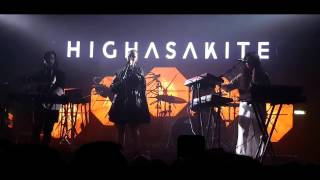 Highasakite - Keep that letter safe live @ Heaven,London 2016