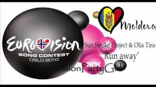 ESC 2010~Moldova~Sun Stroke Project & Olia Tira-'Run Away'