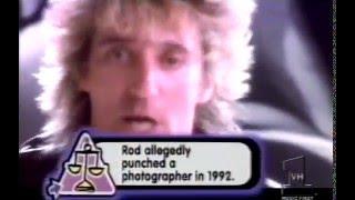 """ROD STEWART """"INFATUATION""""  **POP-UP VIDEO** (50)"""