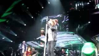 Bon Jovi - Hey God (part) (LIVE in Barcelona, 27/07/2011)