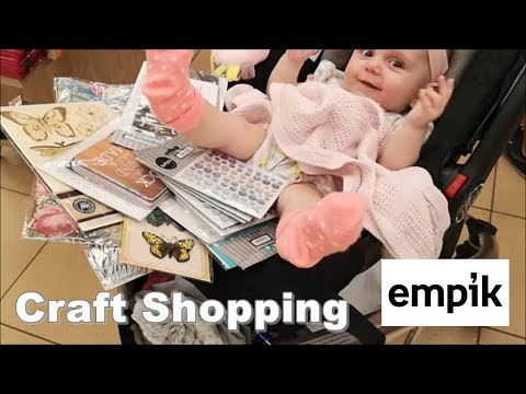 Holiday Vlog #3 Craft Shopping, Wrocław, Empik ♡ Maremi's Small Art ♡