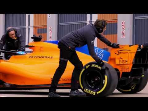 AkzoNobel McLaren Performance