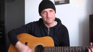 U2 ordinary  love acoustic cover 1