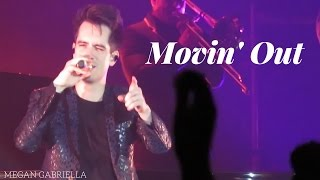 Panic! at the Disco Cover Movin' Out in Seattle 3/21/17