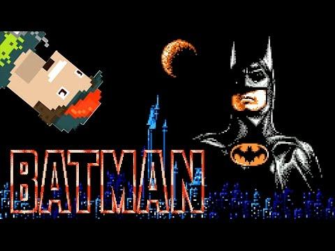 BATMAN NES || Hazme Recordar