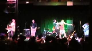 General Tso's Fury - Sound Check / Losing Streak - Ska Home Coming 2012