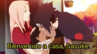 CONFIRMADO el SASUSAKU en BORUTO: Naruto the Movie (La relación de SasuSaku)   Dash Aniston