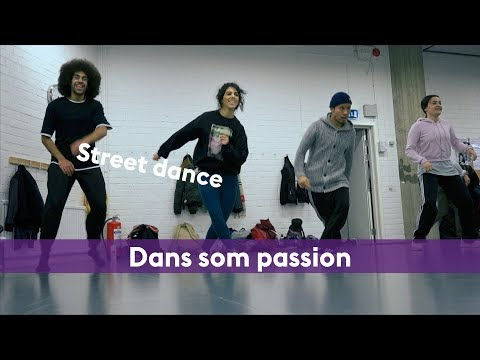 Dans som passion