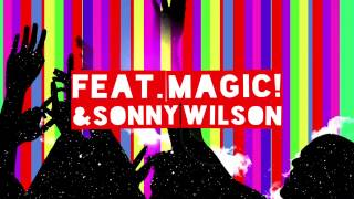David Guetta & Showtek - Sun Goes Down (Official Video teaser) ft Magic! & Sonny Wilson