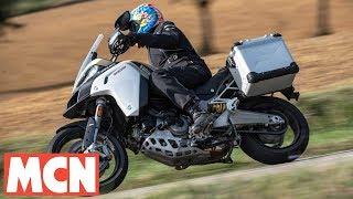 2019 Ducati Multistrada 1260 Enduro | Ridden | Motorcyclenews.com