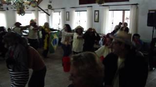 Tarde Dançante - Grupo Va Idoso, Praia do Sonho no Salto das Águas