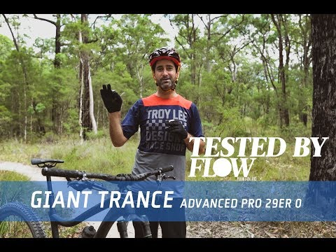 On Test: Giant Trance Advanced Pro 29 0 - big plans for our new rig.