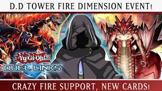Yugioh Duel Links OST  - D D Tower Battle Theme (Enchanced)
