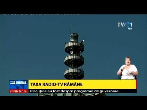 Taxa Radio-TV