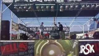 I. Balaton Hip-Hop Fesztivál 2014.07.26.