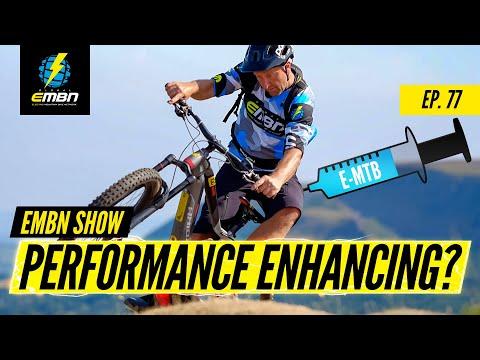 Can An E-Bike Enhance Your Mountain Biking Performance? | The EMBN Show Ep. 77
