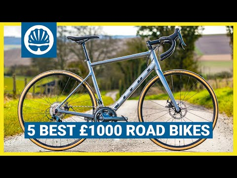 """Best Road Bikes for £1,000 / $1,400 Reviewed   Is It REALLY Worth Spending More"""""""