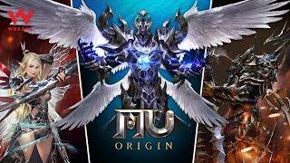 Official Mu Origin (by Webzen Inc.) Announcement Trailer (iOS/Android)