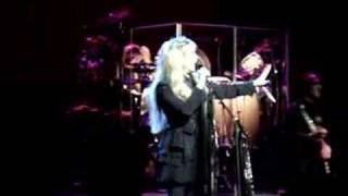 Stevie Nicks-If Anyone Falls Live 2007 in Chicago