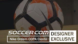 Inside the lab: Designers detail Copa America Centenario Match Ball