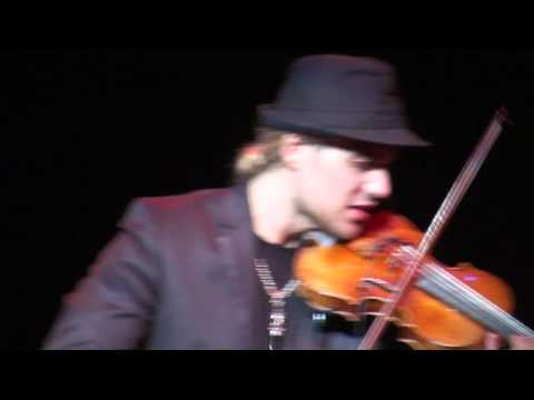 What's On First: Sylvia1999's David Garrett Jazzy Violin Youtube Channel