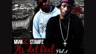 MVM & STAMPZ - COME AROUND (MAVADO COVER)  (Its Dat Real Vol.1)