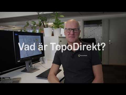 Vad är TopoDirekt?