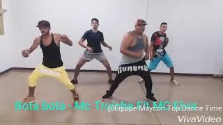 Bota bota - MC troinha fit MC Elvis (coreografia)