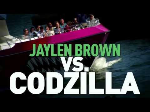 NBA Rooks: Jaylen Brown vs. Codzilla