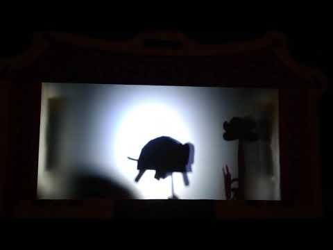 201影子戲團--龜兔賽跑