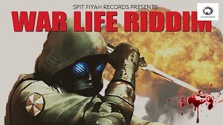 TeeJay - Rifle A Wave - War Life Riddim - November 2015
