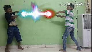 KINEMASTER - SUPER POWER EFFECT 1