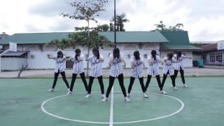 Dance SMP Kalam Kudus (EVOLUTION CREW)