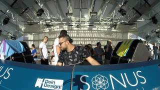 Joseph Capriati Plays Astin,Waveshape - Lazzaro's Shoes (Original Mix) at Sonus Festival 2015